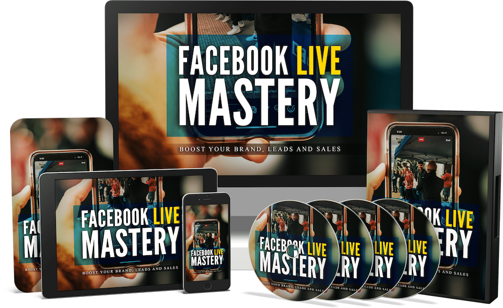 Facebook Live Mastery Upgrade Package