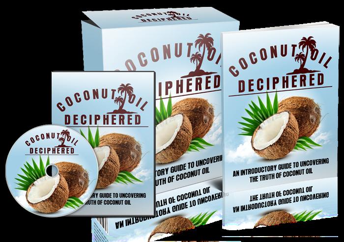 Coconut Oil Deciphered